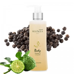 Dầu Massage Body Premium - Cooling B005 (Làm mát)