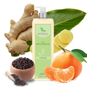 Dầu Massage Body Luxury - Comforting Oil...