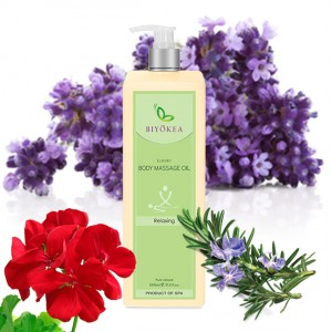 Dầu Massage Body Luxury - Relaxing Oil (thư giãn)