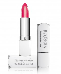 Lip Balm - Son dưỡng môi màu hồng