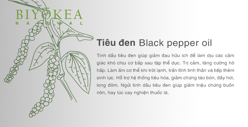 black pepper tieu den