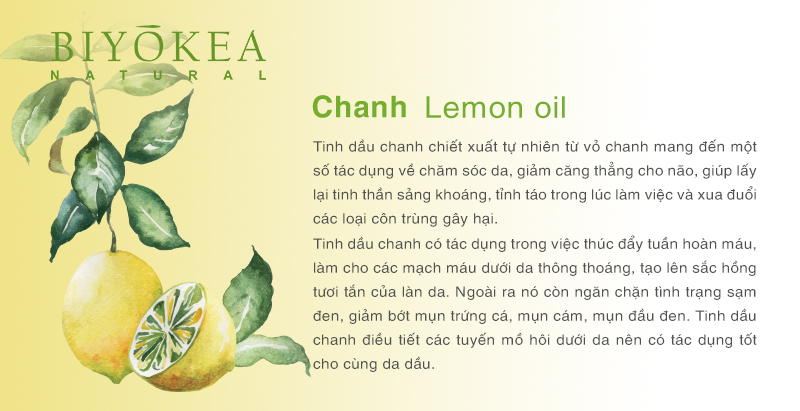 lemon chanh