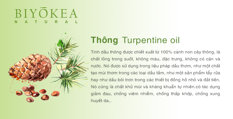 turpentine thong